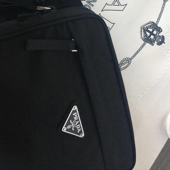 8ee45623e5b8 Prada Bags | 100 Authentic Nylon Belt Bag | Poshmark